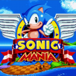 sonic mania video game nintendo switch playstation 4 xbox one