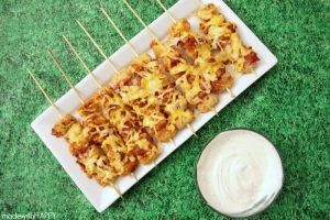 loaded tater tops skewers easy game day snacks