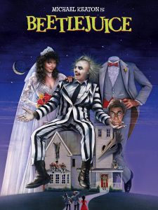 beetlejuice family halloween movie