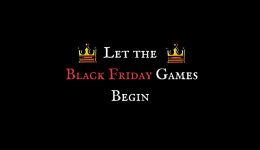 black friday games deals