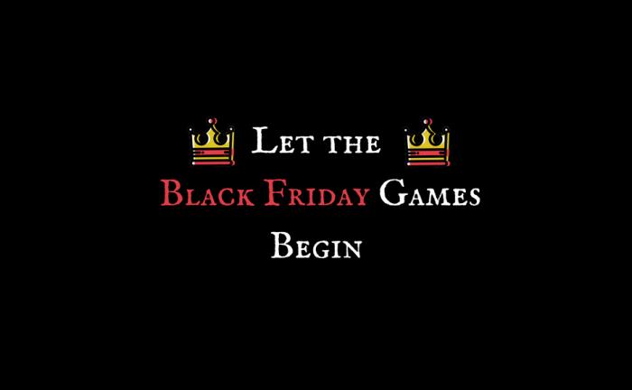 black friday games deals