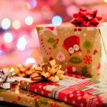 holiday, Christmas gifts and presents