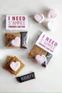 S'Mores Valentine's Day Gift