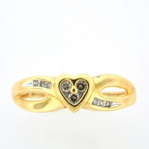 heart shaped gemstone ring price compare